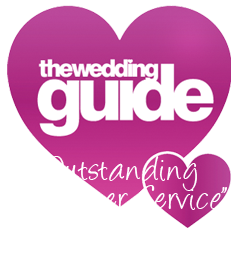 The Wedding Guide - Outstanding Customer Service Finalist 2017