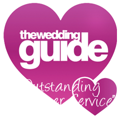 The Wedding Guide - Outstanding Customer Service Finalist 2018