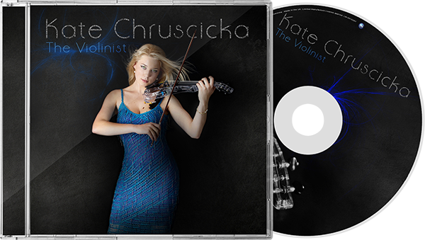 Kate Chruscicka Album The Violinist